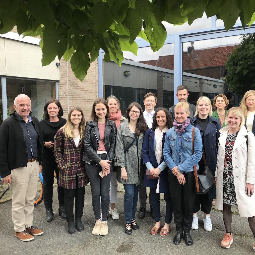 Bezoekersprogramma EUNIC 2019 Brugge