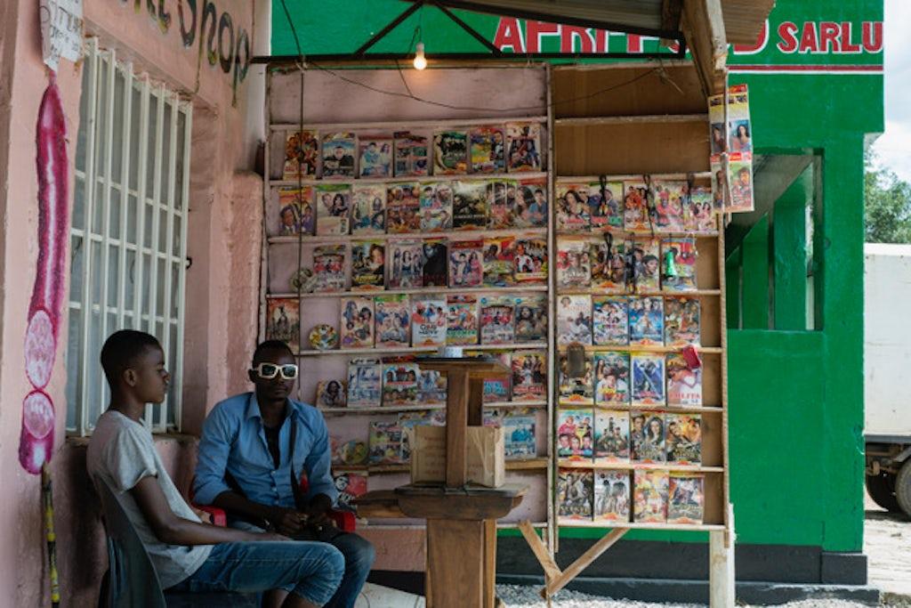 Werkbezoek aan de Biënnale van Lubumbashi (Congo)