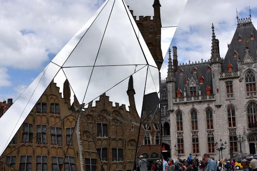 Studiereis EUNIC: beleidsmakers maken kennis met Brugse cultuurscene