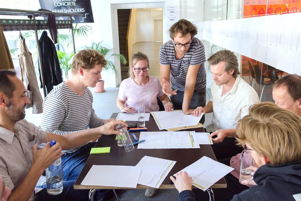 Focusgroep Landschapstekening Kunsten 2019 (niet-disciplinair)
