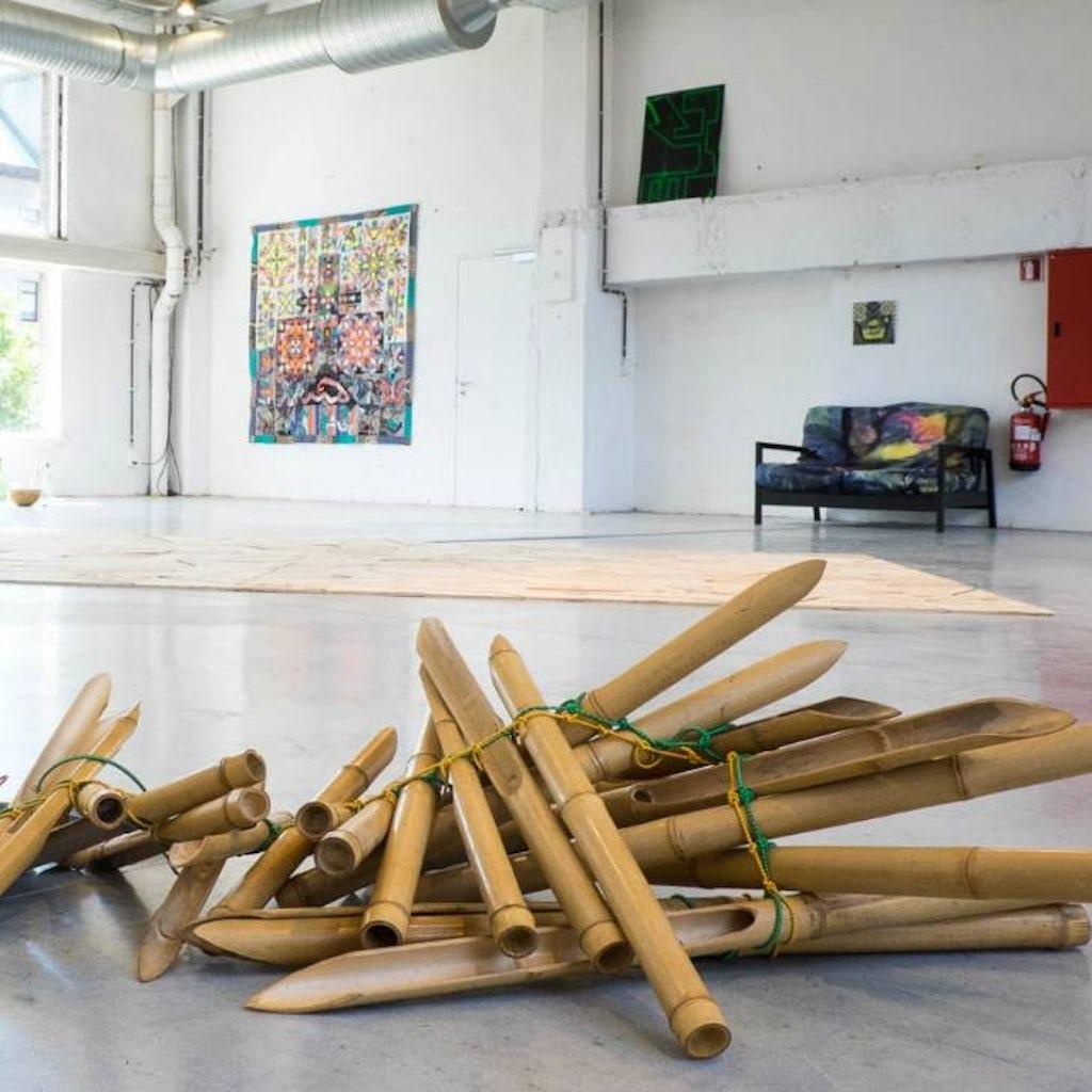 Bezoekersprogramma voor curatoren tijdens Antwerp Art Weekend & Contour Biennale