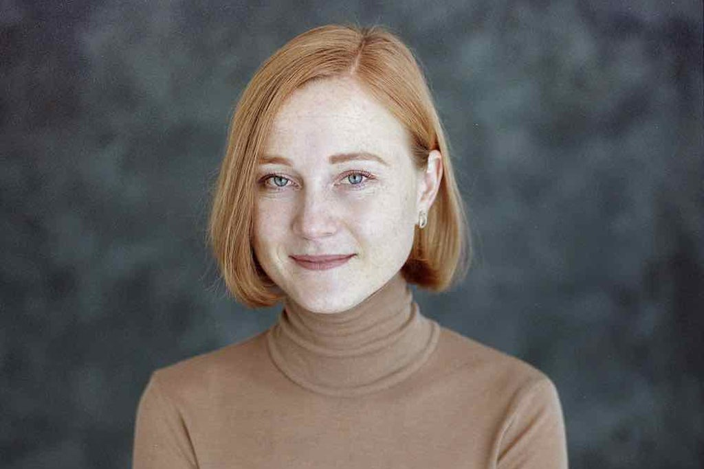 Bezoekersprogramma en curators' talk met Kateryna Filyuk