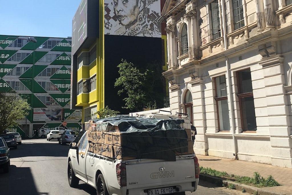 Bezoekersprogramma en publiek debat met curatoren uit Zuid-Afrika en Zimbabwe