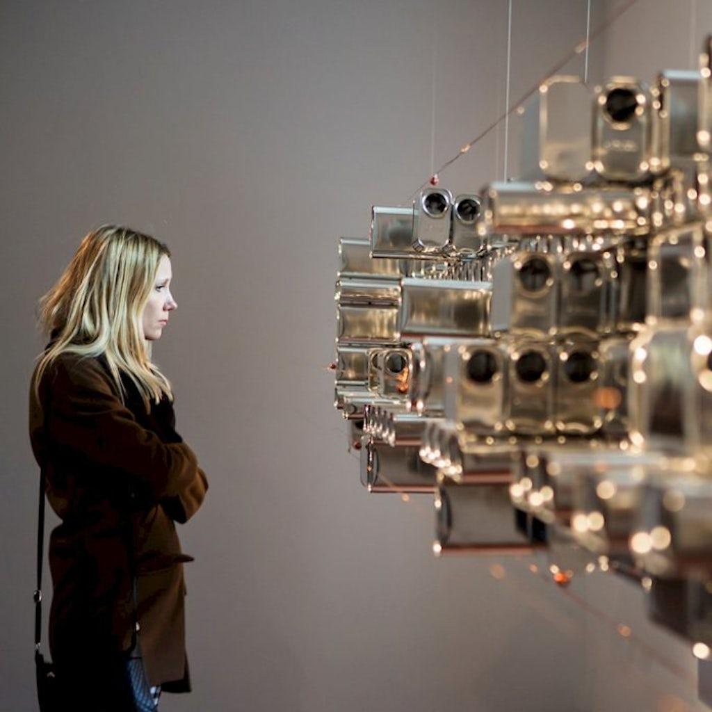 Bezoekersprogramma voor curatoren rond mediakunst & digitale cultuur