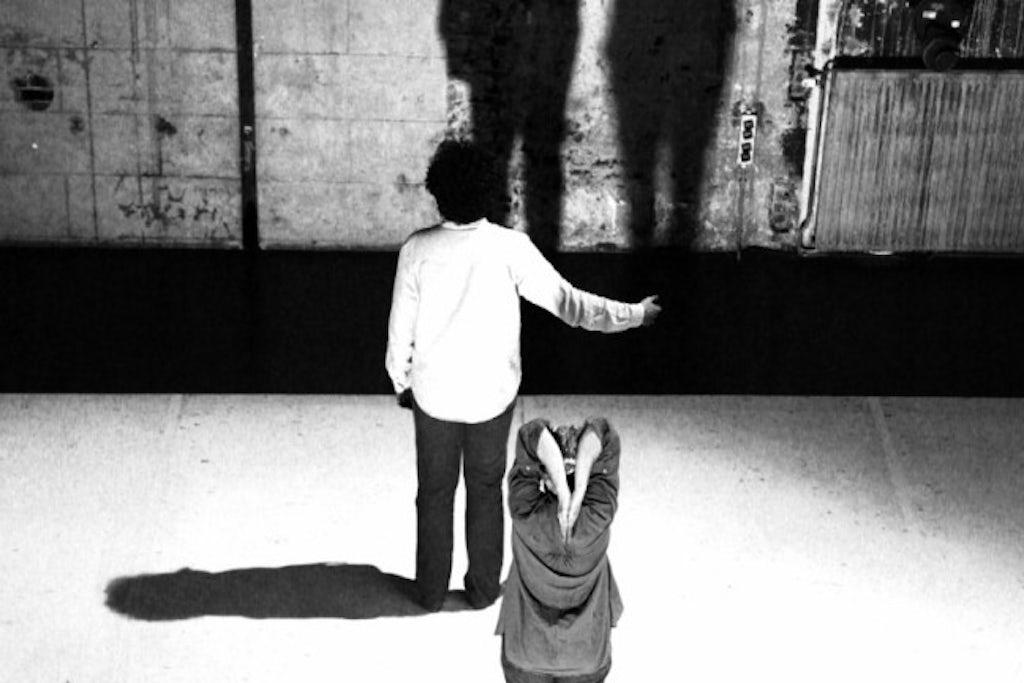 Bezoekersprogramma en talks met hedendaagse dansers uit Iran