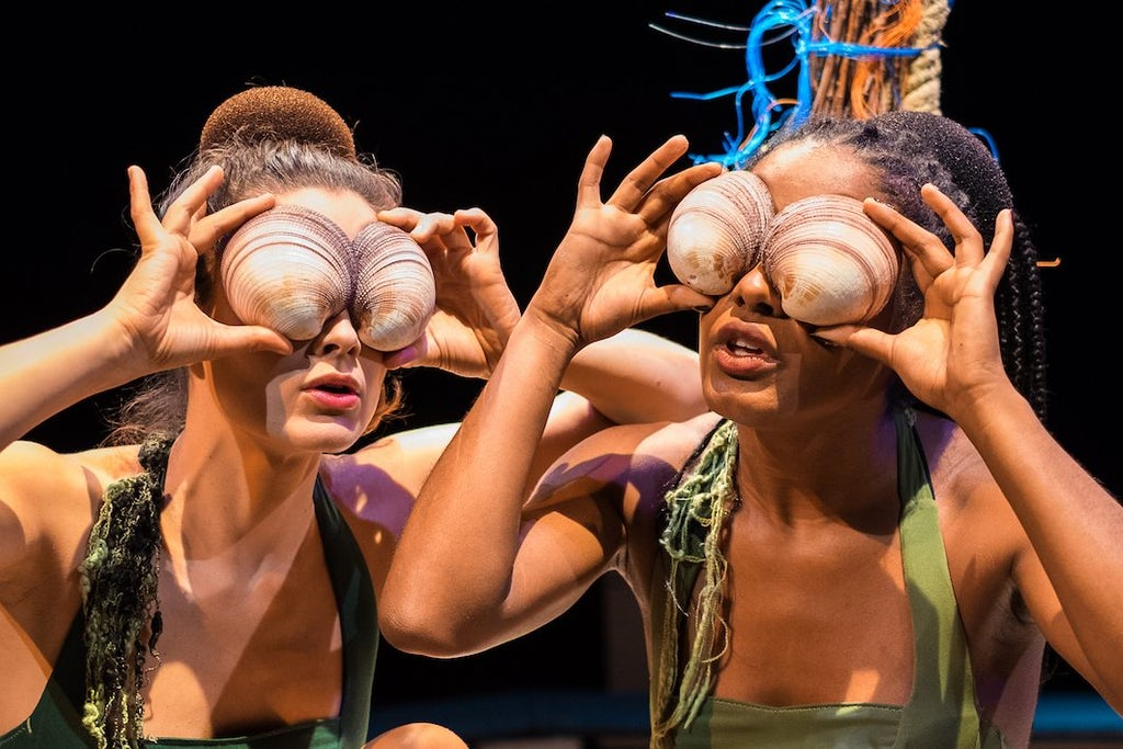 Visitors' programme performing arts for young audiences in Flanders